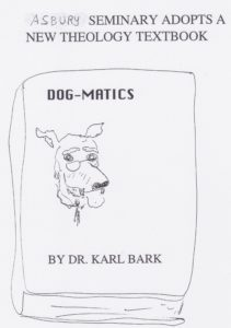 Bark's Dogmatics