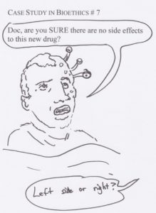Bioethics-side effects