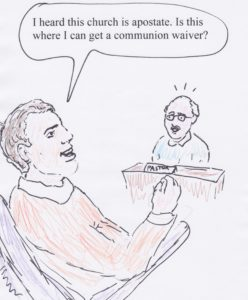 Communion waivers