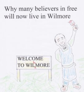 Free will in WilLmore