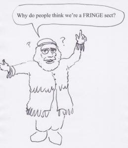 Fringe sect