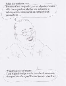 Infralapsarians