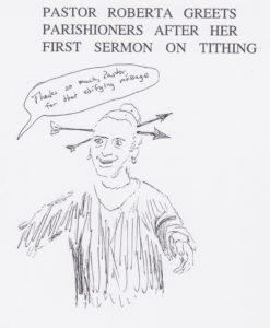 Preaching stewardship