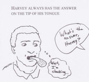 Tongue-cheating