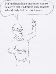 Two doctorates