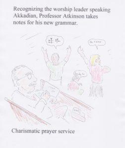 Akkadian charismatic grammar